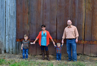 Fall Family session Clarkville, TN