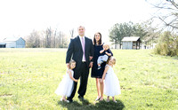 Blount - Family from Parish wedding